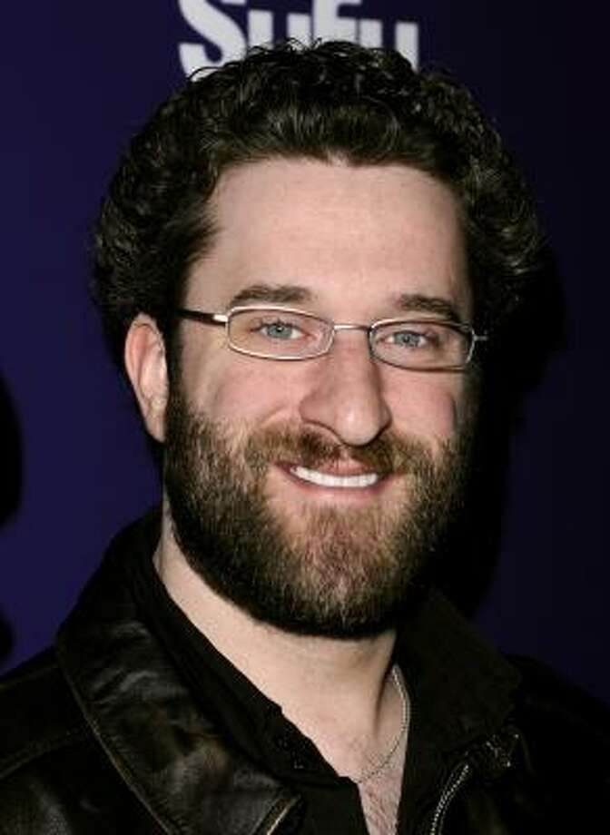 Dustin Diamond (aka: Screech from 'Saved by the Bell') played the character of Joey Harris in two episodes from 1989-1990. Photo: AP