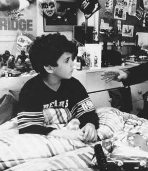 Fred Savage, 1987, age 11.