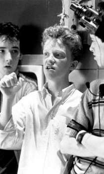Anthony Michael Hall, 1984, age 16.