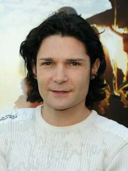 Corey Feldman, 2010, age 39. 