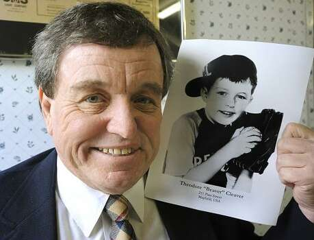 Jerry Mathers, 2008, age 60.