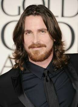 Christian Bale, 2011, age 37.