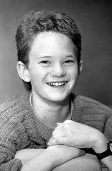 Neil Patrick Harris, 1989, age 16. 