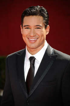 Mario Lopez, 2009, age 36.