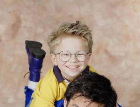 Jonathan Lipnicki, 1997, age 7. Jerry Maguire; The Jeff Foxworthy Show; Meego. Photo: MONTY BRINTON, CBS