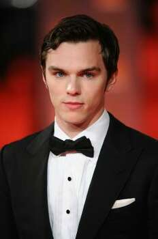 Nicholas Hoult, 2011, age 21.