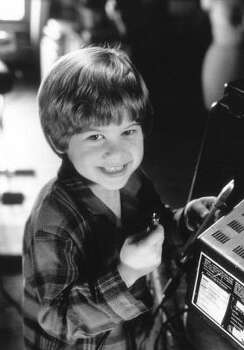 Alex Linz, 1997, age 8.