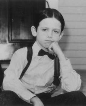 Bug Hall, 1994, age 9.