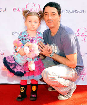 Scott Baio, 2010, age 50.