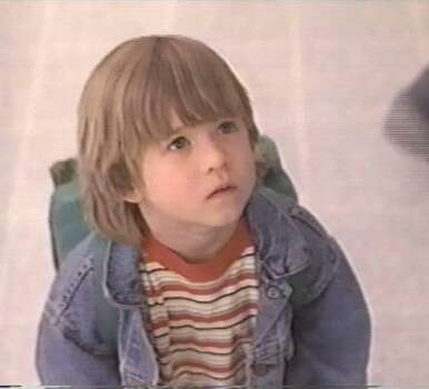 Haley Joel Osment, 1996, age 8.