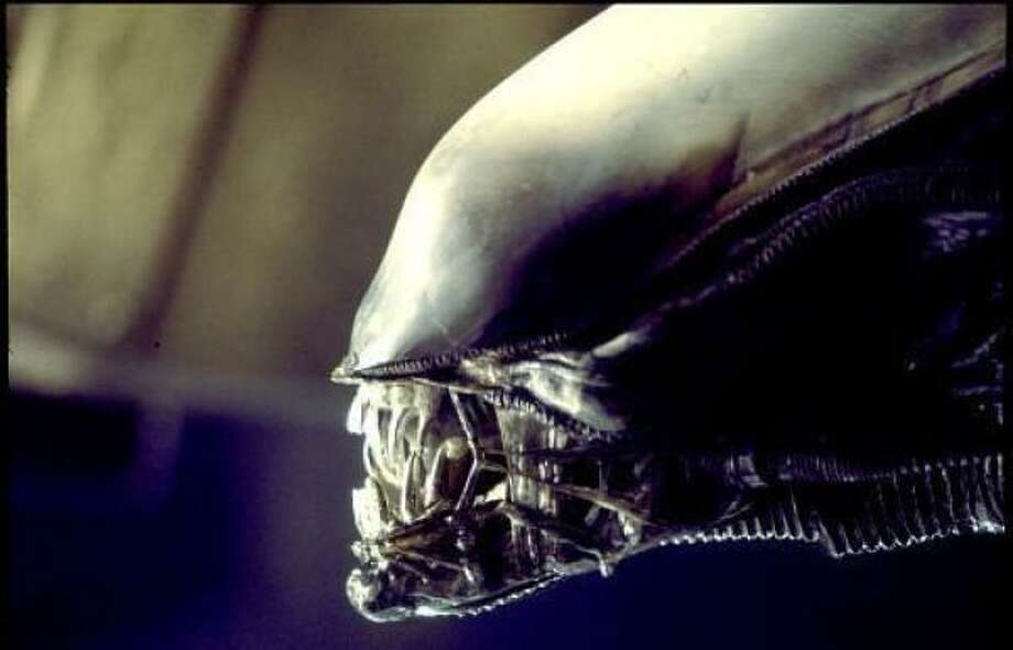 Alien prequel. No other info has been given, other than 20th Century Fox accepted it.  Photo: Handout