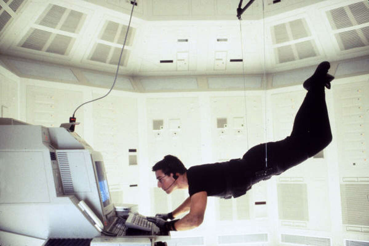 Mission Impossible - Ghost Protocol, Tom Cruise is back as Ethan Hunt. Coming Dec. 16, 2011.