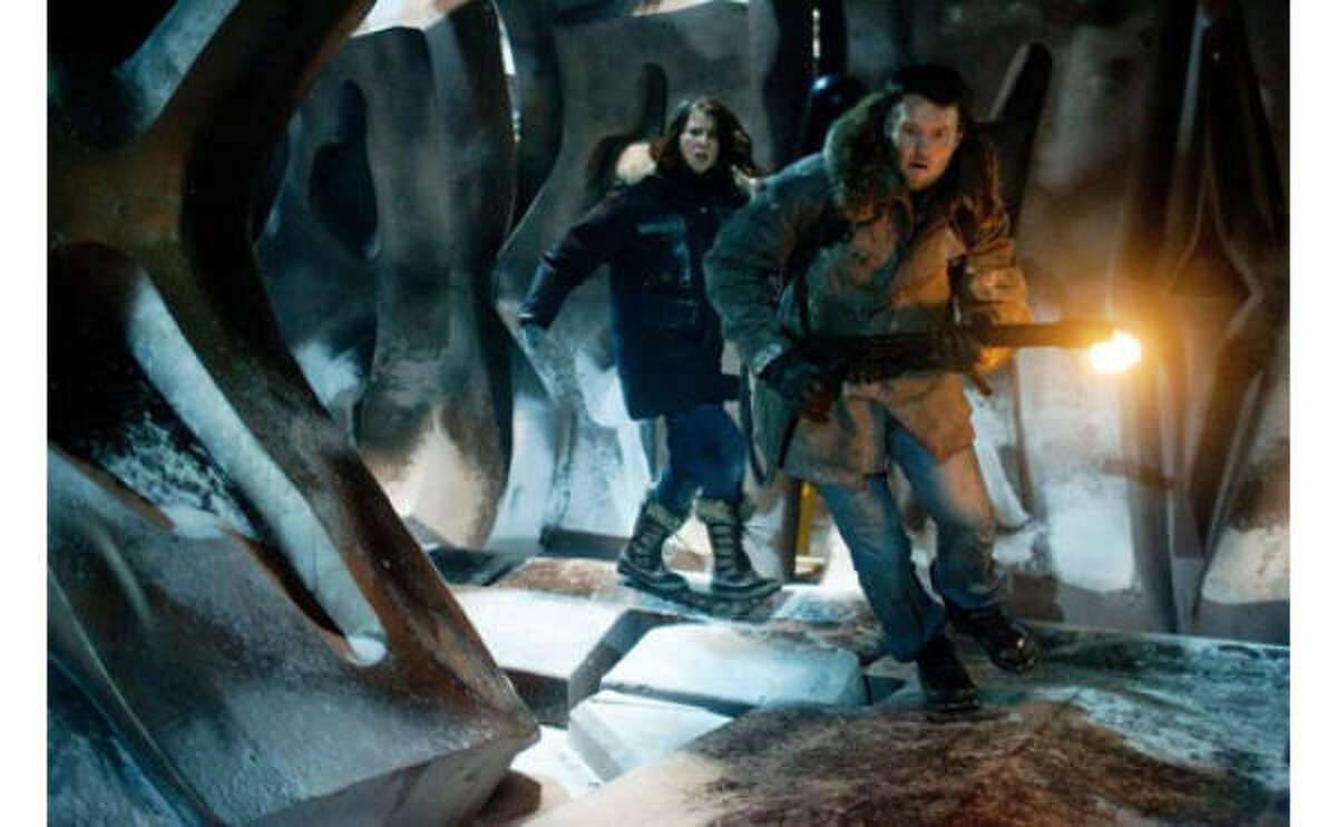 The Thing, prequel to 1982's The Thing. Coming Oct. 14, 2011.
