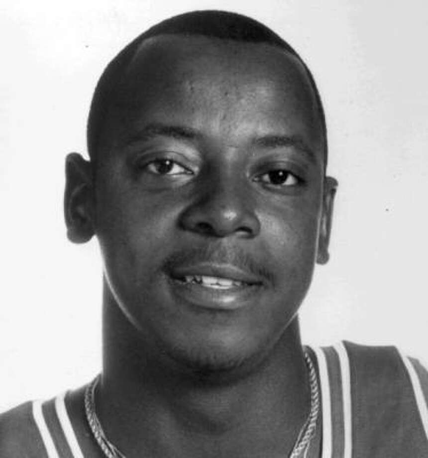 Alvin Franklin Franklin played at UH from 1982-86, averaging 13.5 points per game over his career. He led the team in scoring with 20.5 points per game in 1985-86. Photo: Courtesy Of UH Athletics