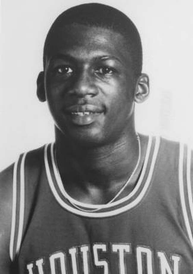 Rickie WinslowWinslow, who starred at Yates High School, played at UH from 1983-87, averaging 12.5 points per game. He now serves as an assistant boys basketball coach at St. John's High School. Photo: Courtesy Of UH Athletics