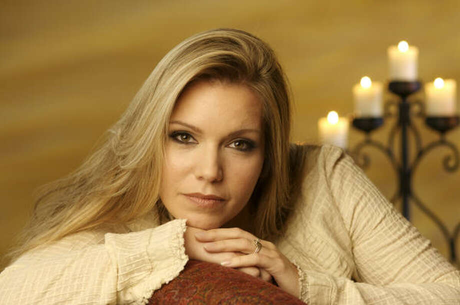 Houston-based singer Dixie Trahan is making a name for herself on the local country music scene. Photo: Courtesy Photo