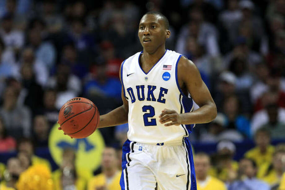 7.The defending champs (Duke) and the runners-up from last year (Butler) remain alive. Don't be surprised if both teams are in the Final Four. Photo: Streeter Lecka, Getty Images