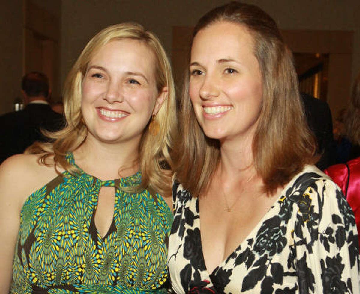 Liz Dinerstein and Kathleen Graf