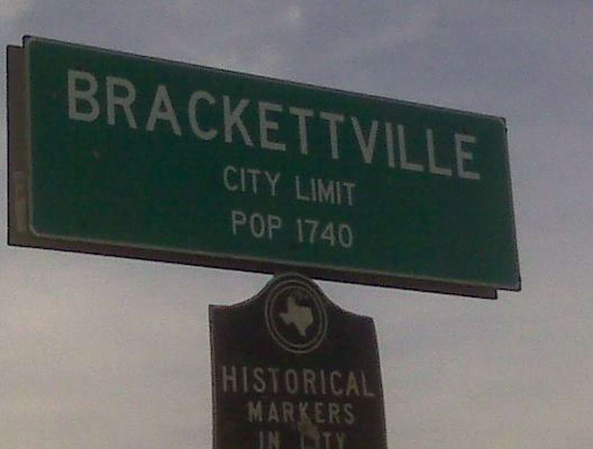 Brackettville's population has fluctuated through the years and includes many who have spent their entire lives here. The entire town is 2.3 square miles. Read the full story here