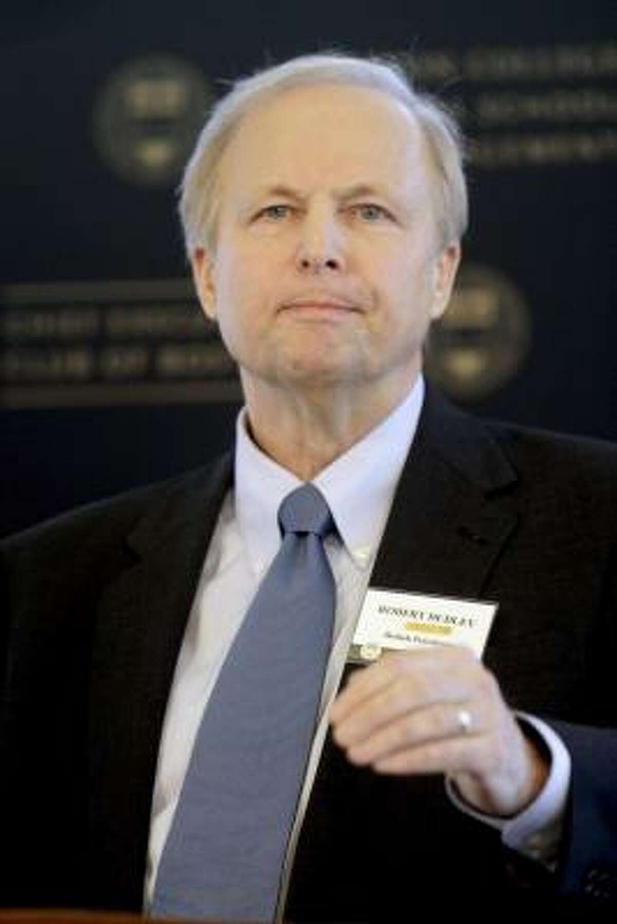Bob Dudley, BP's executive vice president for the Americas and Asia when the rig exploded, now CEO of the company