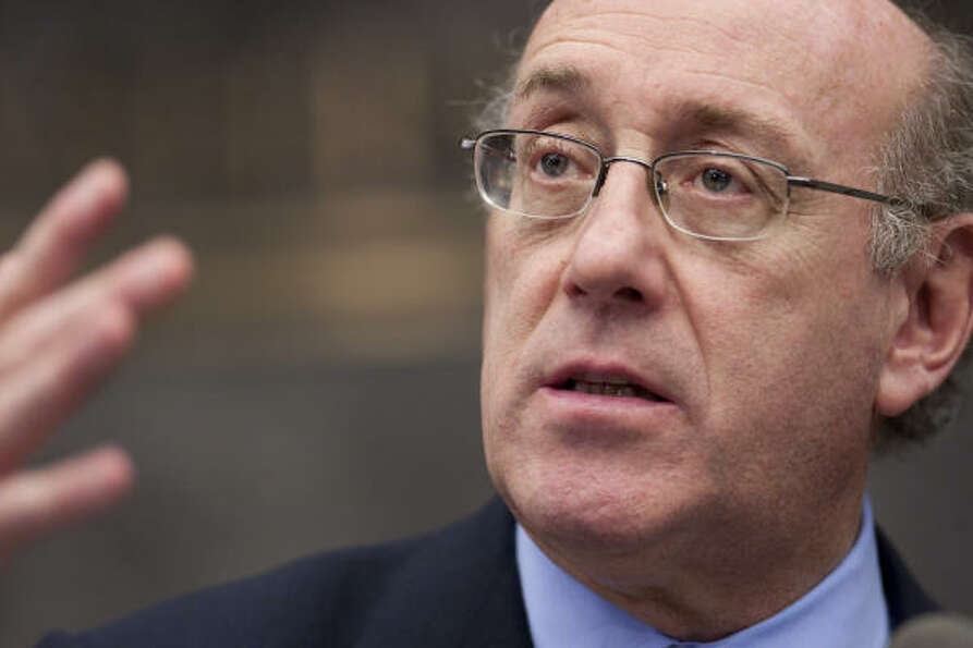 Kenneth Feinberg, the Obama administration's special master for executive compensation.