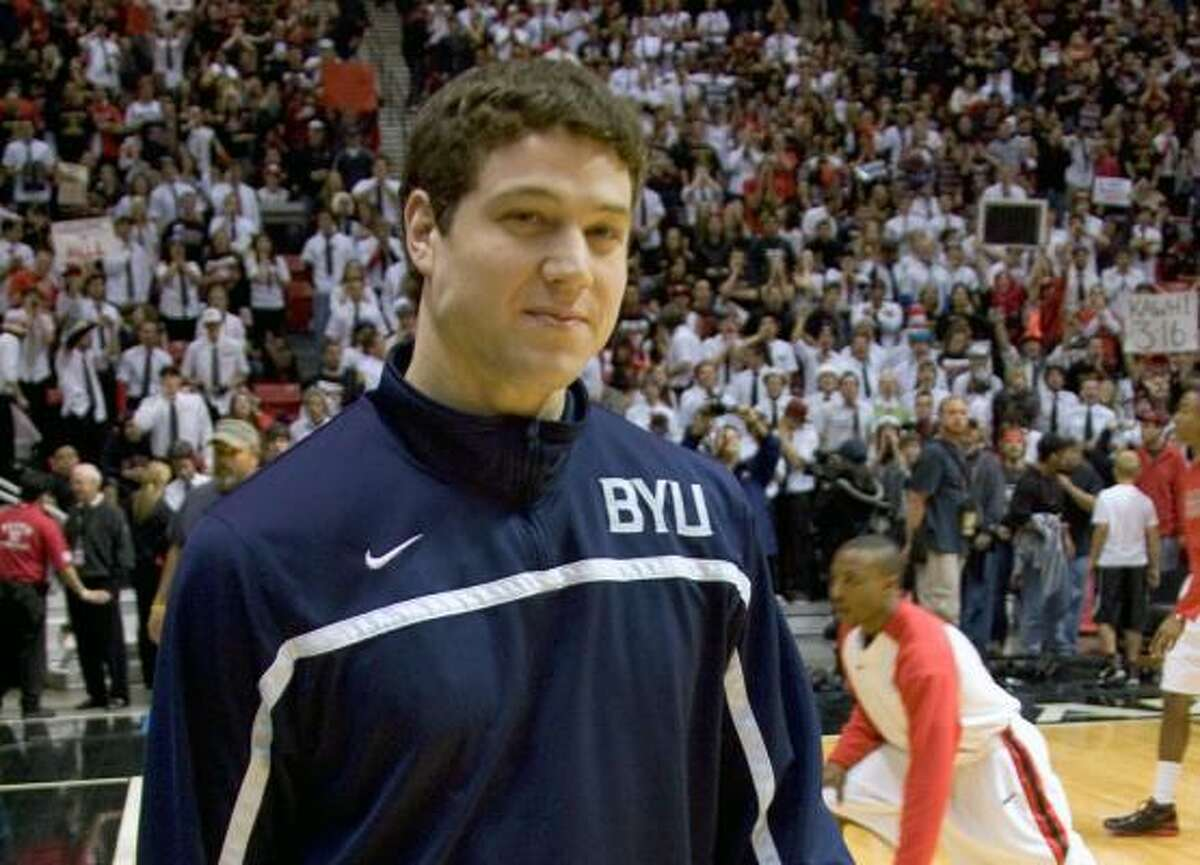 BYU Cougars Could BYU be this year's non-power conference school to make the Final Four? With Jimmer Fredette, the Cougars have a shot. He is averaging an NCAA-best 27.5 points per game.