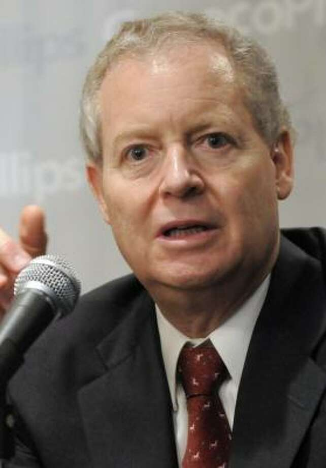 Jim Mulva, head of ConocoPhillips. Photo: Pat Sullivan, AP
