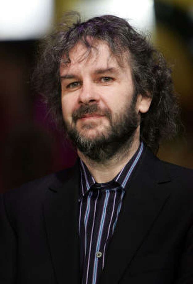 "Director Peter Jackson produced the documentary ""West of Memphis."" Photo: Scott Gries, Getty Images"