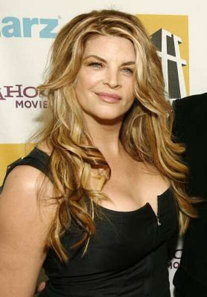 Kirstie Alley a little later (2007)