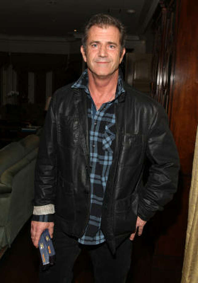 Mel Gibson:Dad to nine kids. Hannah, Edward, Christian, Willie, Louis, Milo, Tommy, Lucia and Lars.  Photo: Angela Weiss, Getty Images