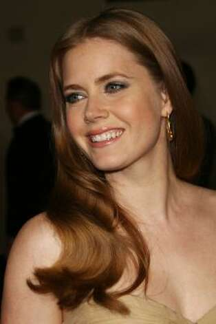 "We've almost forgiven Amy Adams for making ""Leap Year."" Photo: Frederick M. Brown, Getty Images"