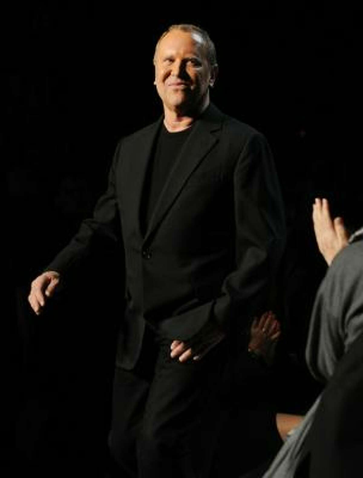 The iconic American designer and Project Runway judge said the collection celebrates his 30 years in the fashion industry.