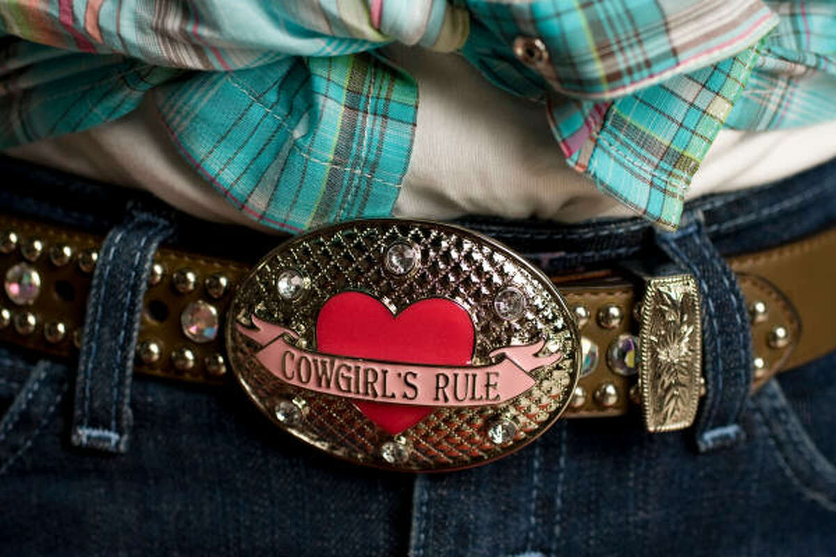 Buckle, $19.99 from Cavender's Boot City