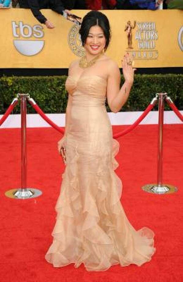 Actress Jenna Ushkowitz Photo: Jason Merritt, Getty Images