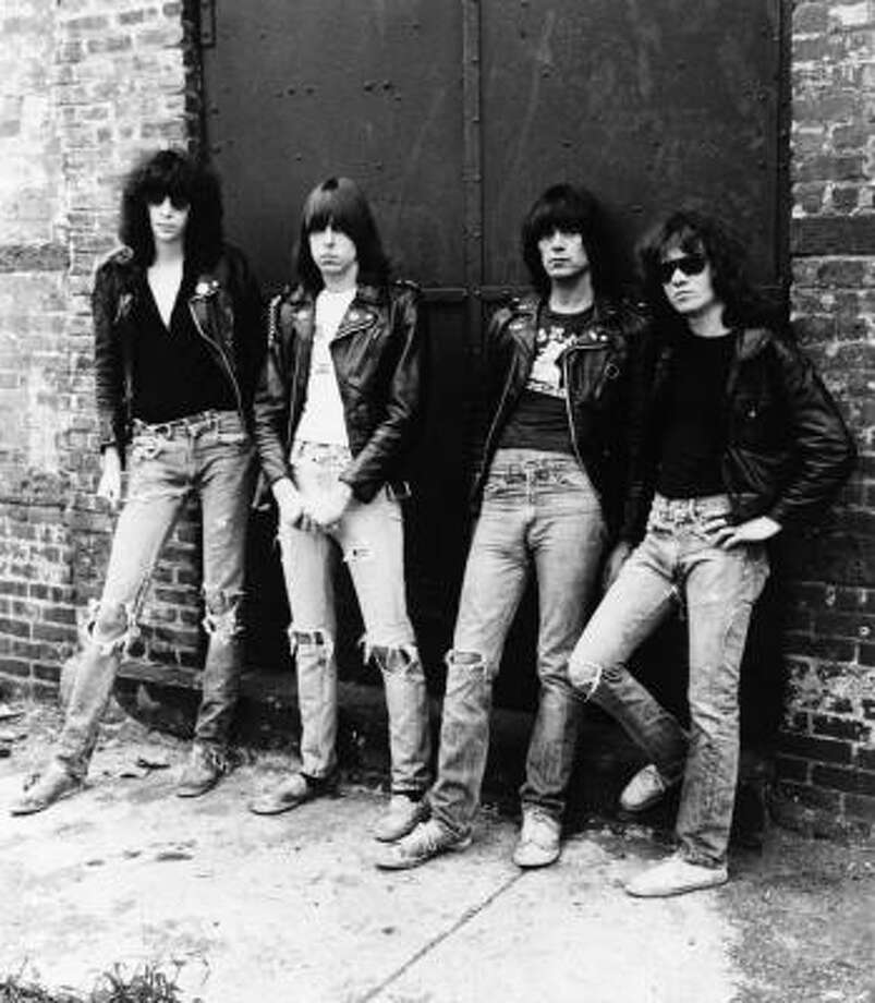 The Ramones' 1976 album, The Ramones, is one of the best-executed EPs. Photo: Sire Records
