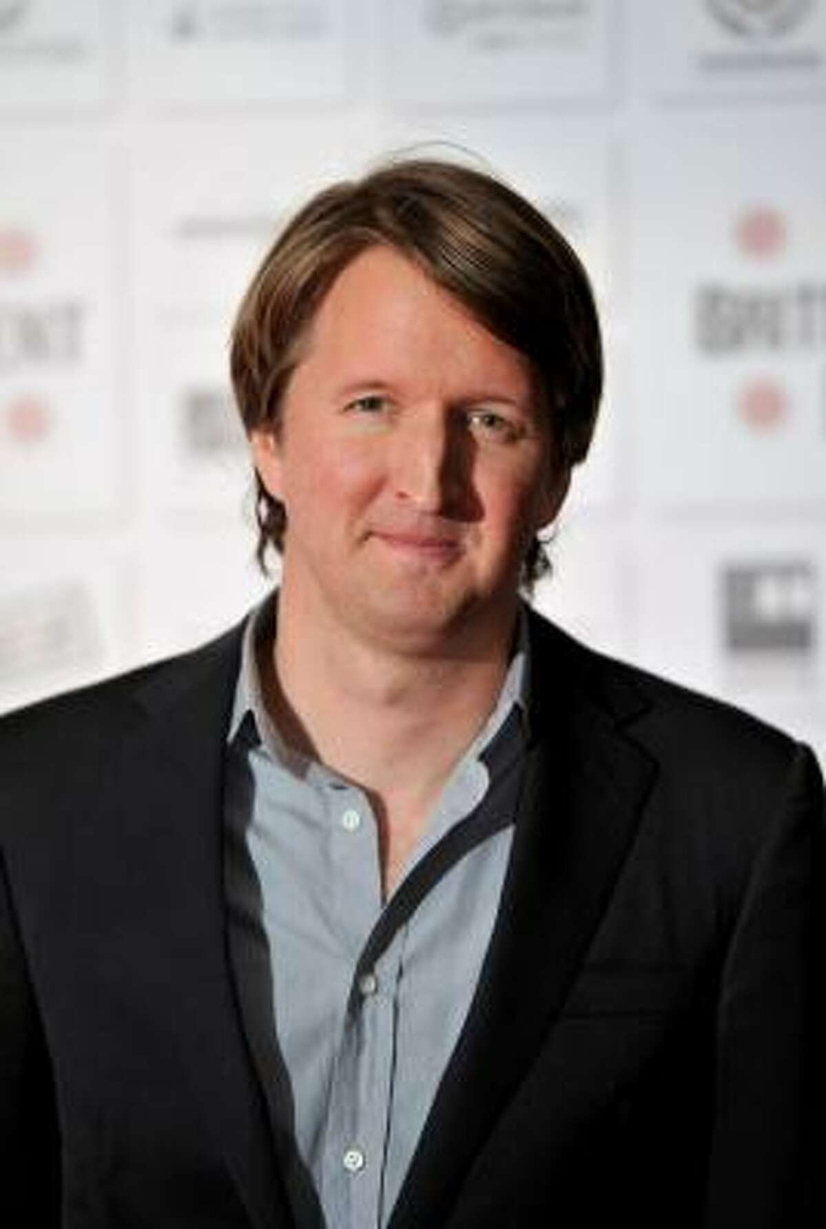Best Director Tom Hooper for The King's Speech