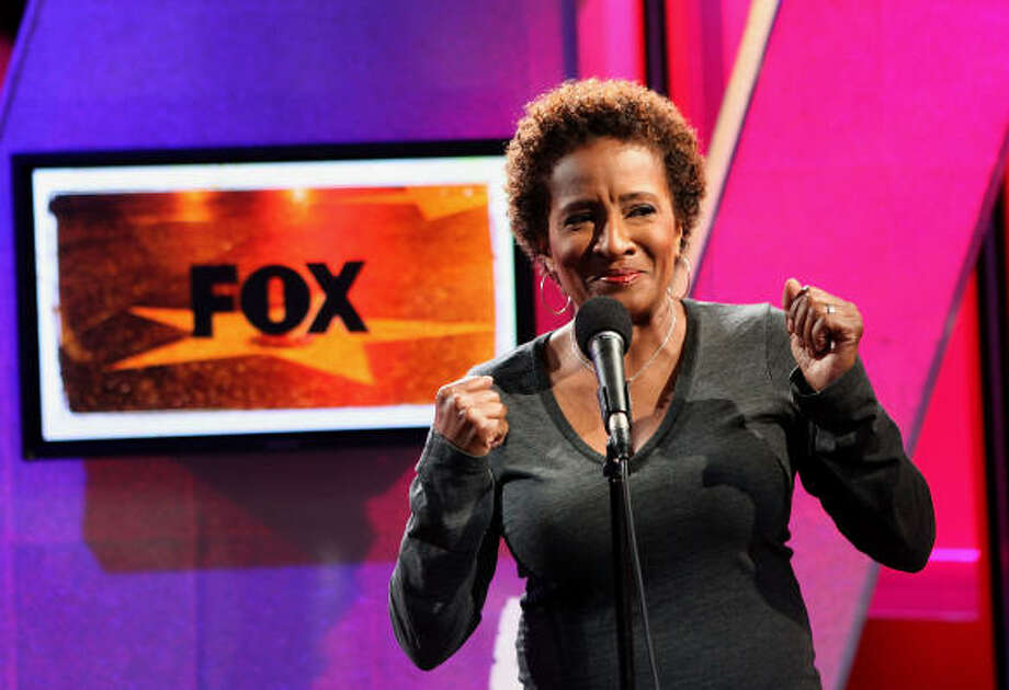 Comedian Wanda Sykes says her talk-show topics will hit on everything from entertainment to politics. Photo: Jesse Grant, Getty Images For Fox