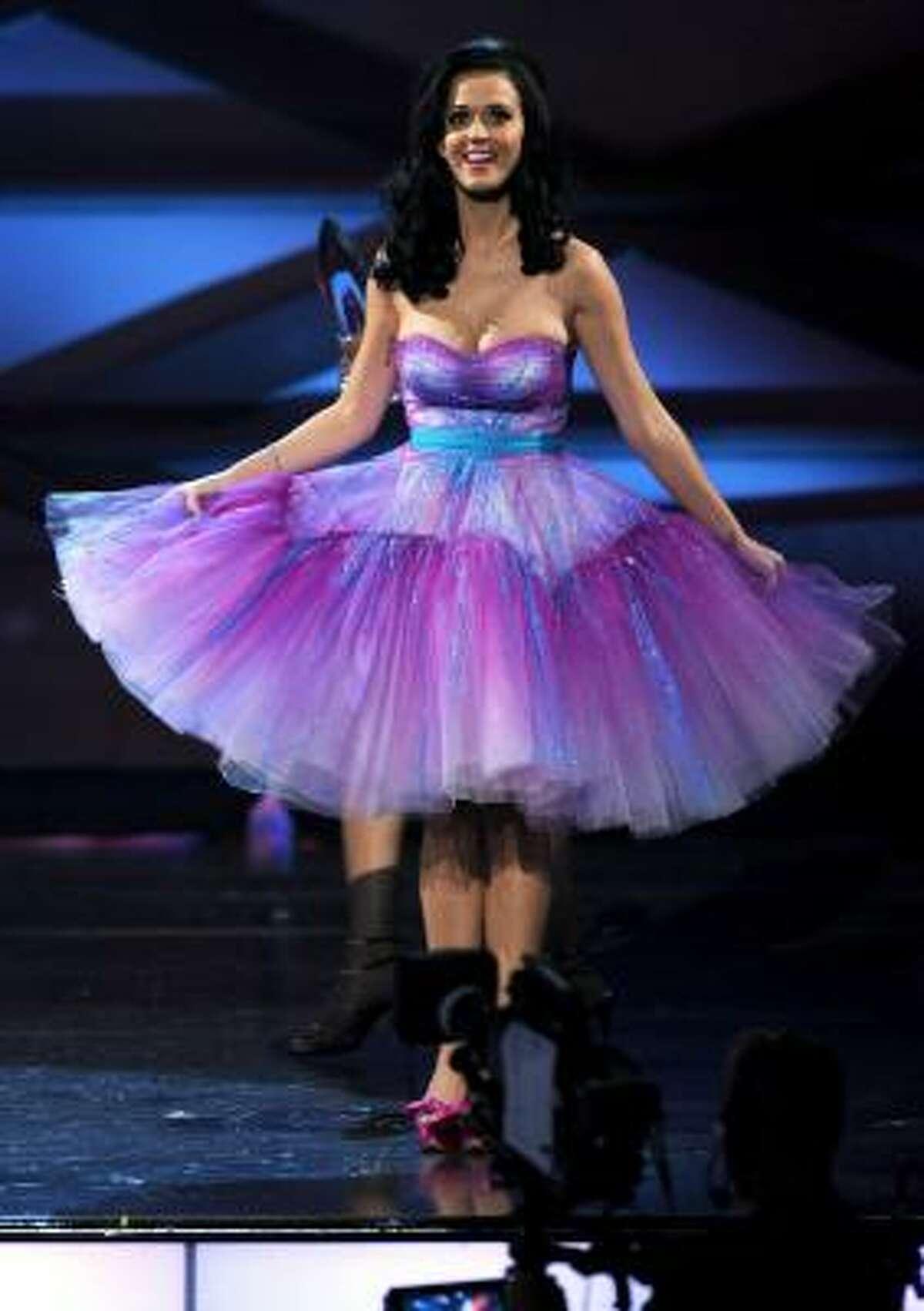 Favorite Female Artist Katy Perry