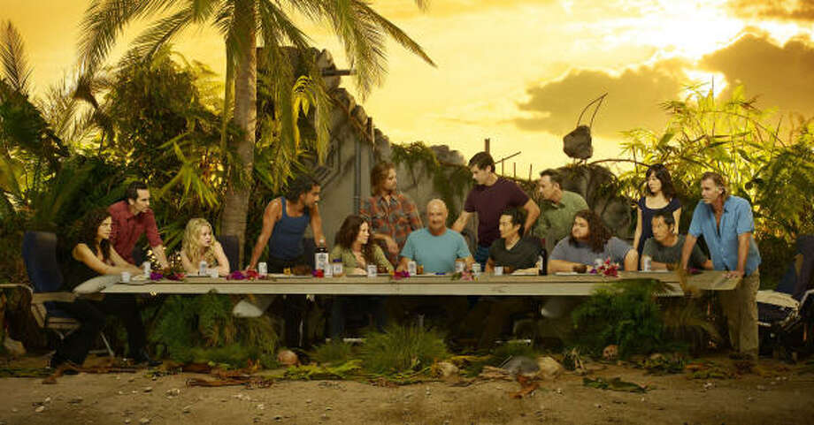 """Lost's"" creators have denied the island represents purgatory but not that the show uses religious references. Photo: BOB D'AMICO :, ABC"