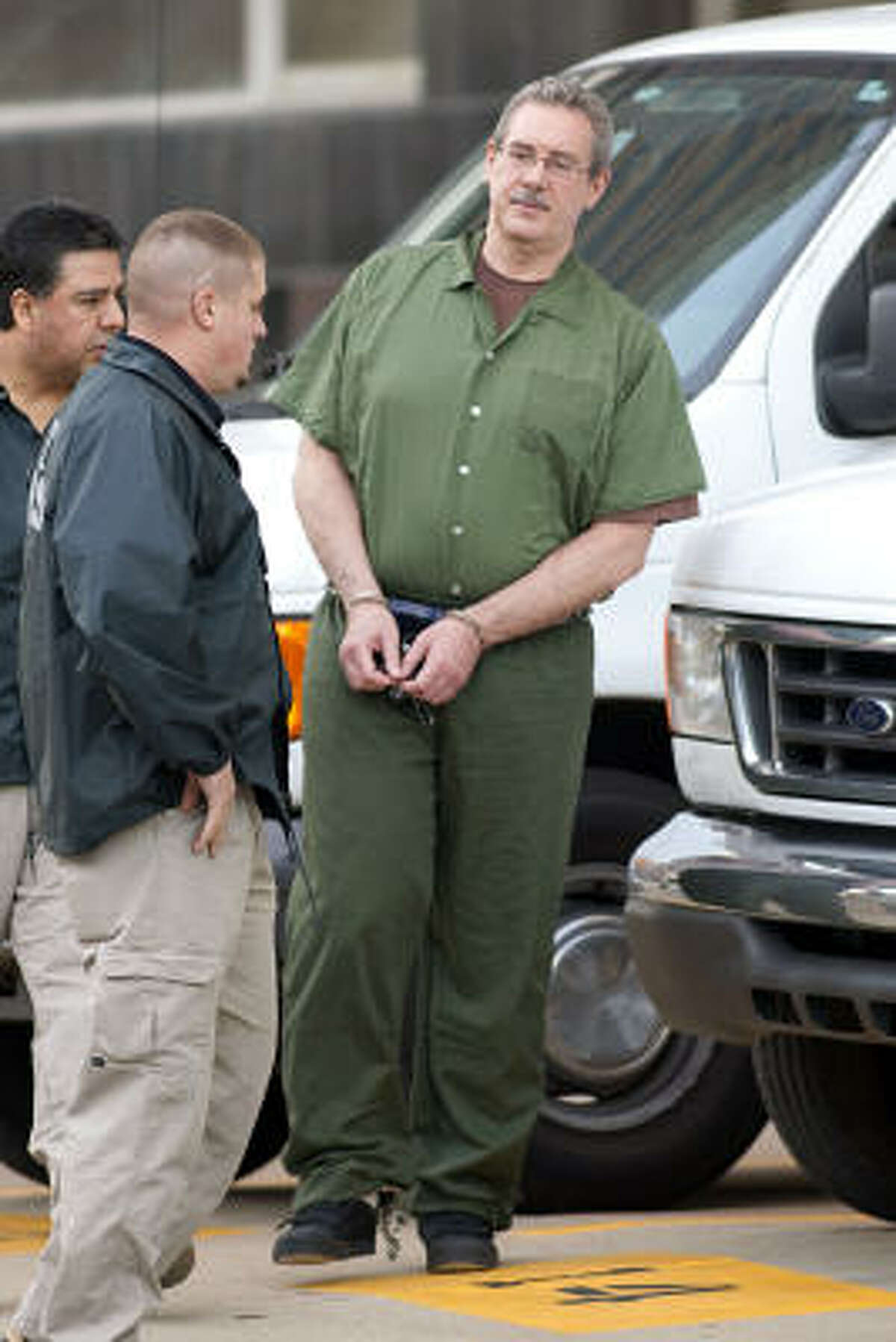 Alleged Ponzi scheme leader R. Allen Stanford has been held in federal custody without bail.