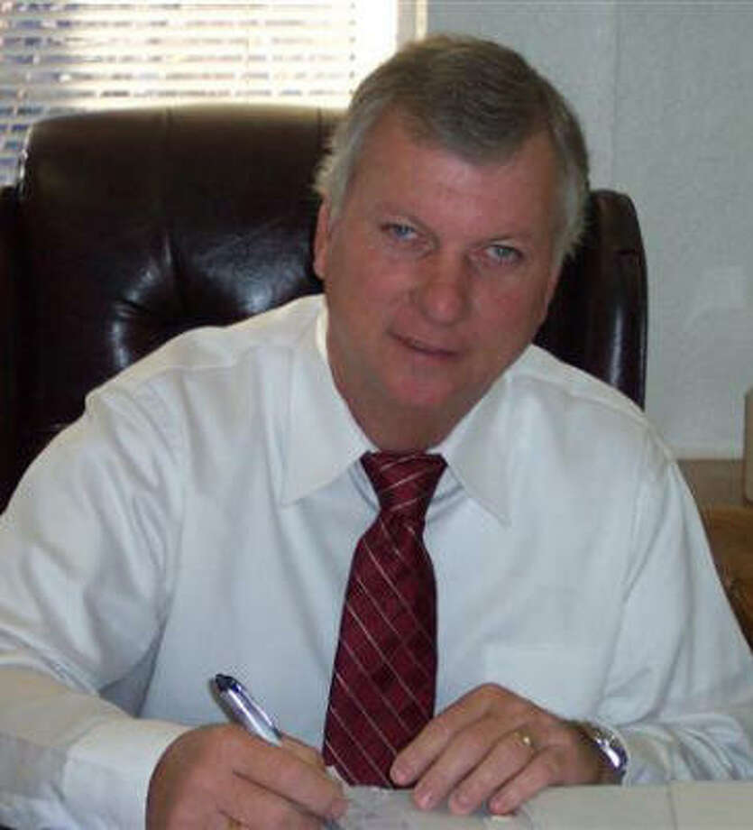 Liberty County Judge Phil Fitzgerald has said he's on solid legal ground. Photo: For The Chronicle