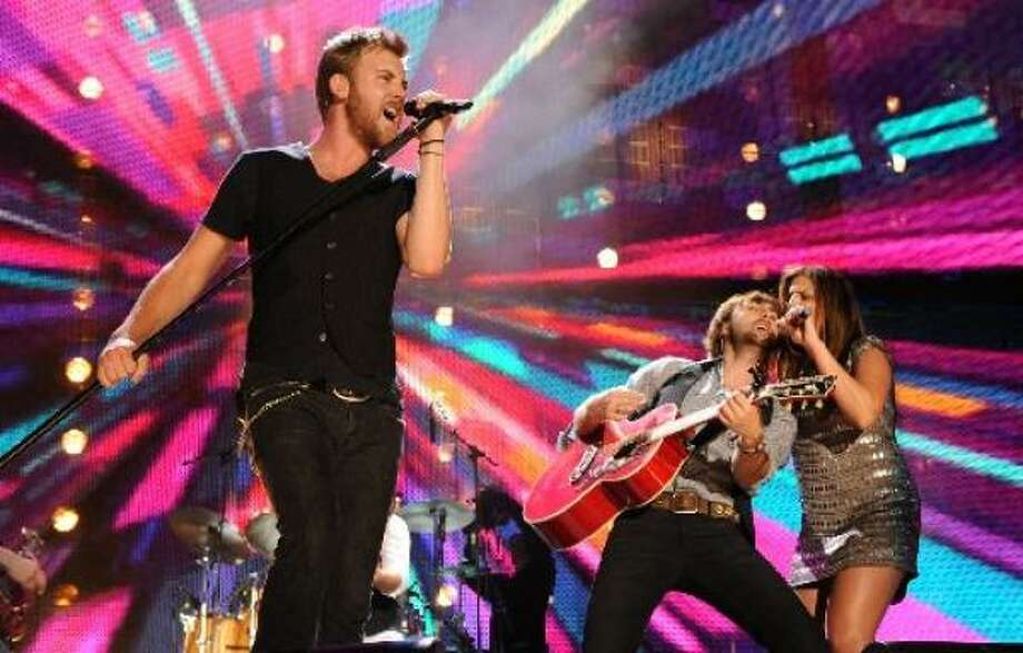 Lady Antebellum's latest release, Need You Now, is an inoffensive CD that will likely cross over onto the pop charts. Photo: Rick Diamond, WireImage