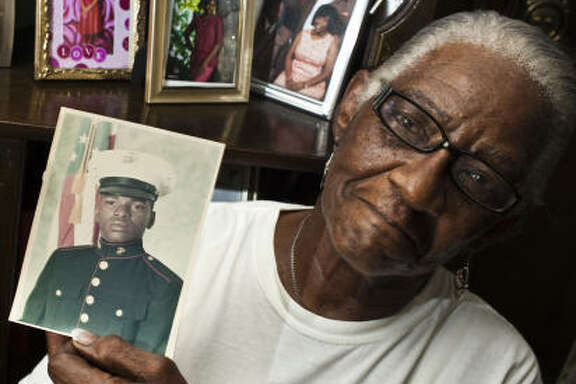 Mary Williams and her family looked for her cousin Kenneth Curlee, who had served in the Marine Corps before he disappeared, off and on for decades without results.