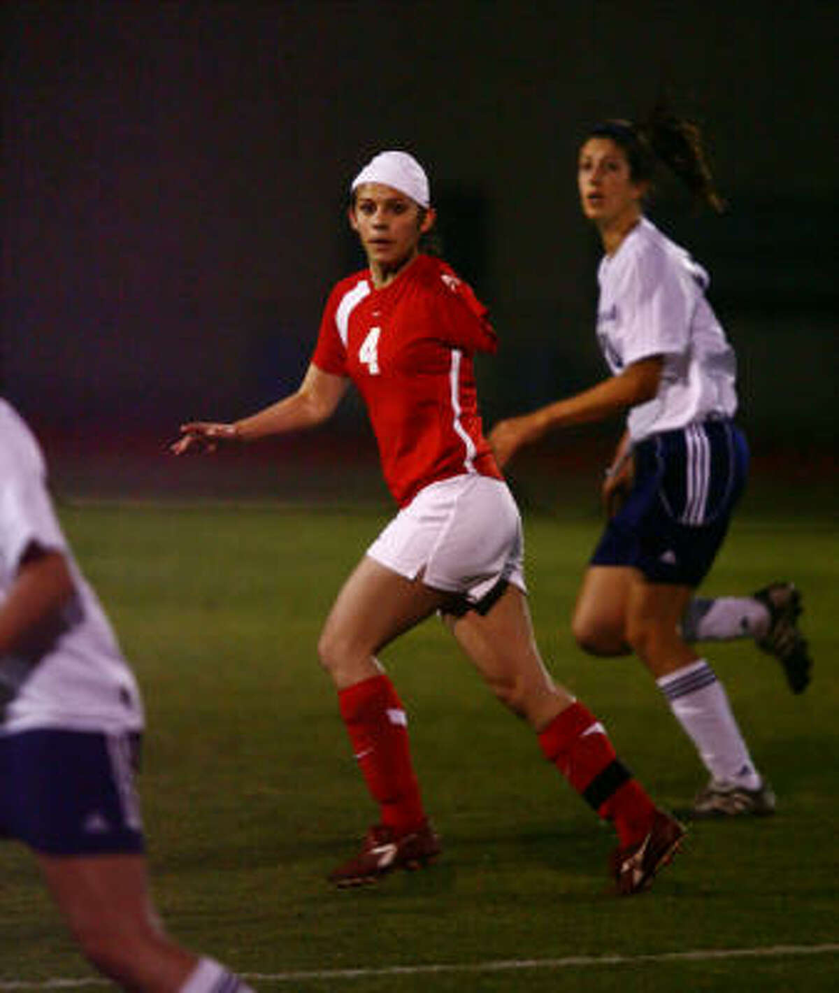 Devin Martindale, of Beaumont, lost her arm in the March 2006 bus accident.