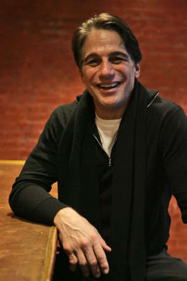 Tony Danza will reprise his lead role as Max Bialystock in the Las Vegas version of Mel Brooks' hit Broadway show The Producers, he told The Associated Press on Monday. Photo: Mary Altaffer, AP