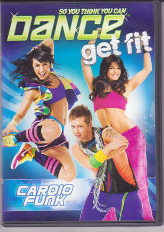 So You Think You Can Dance - Get Fit - Cardio Funk Photo: Paramount Home Entertainment
