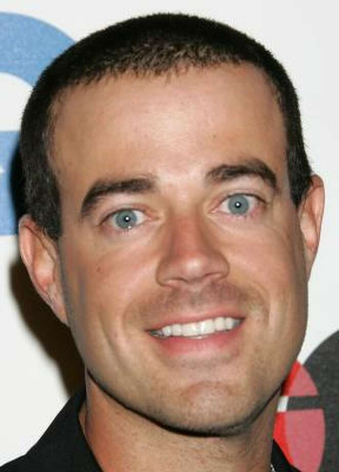 Carson Daly Photo: David Livingston, Getty Images
