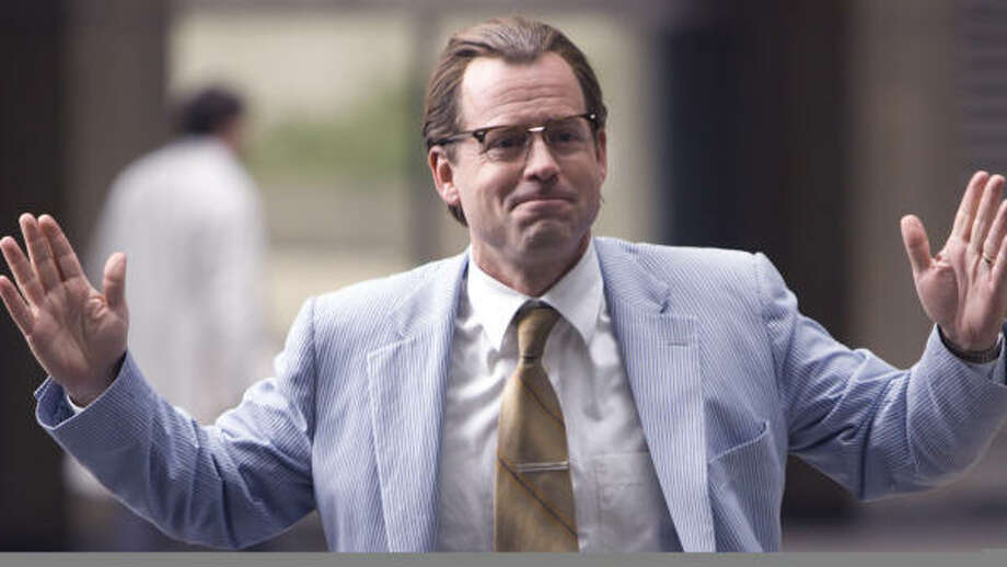 Inventor Robert Kearns (Greg Kinnear) takes on corporate titans in a battle nobody thought he could win. Photo: Kerry Hayes, Universal Studios
