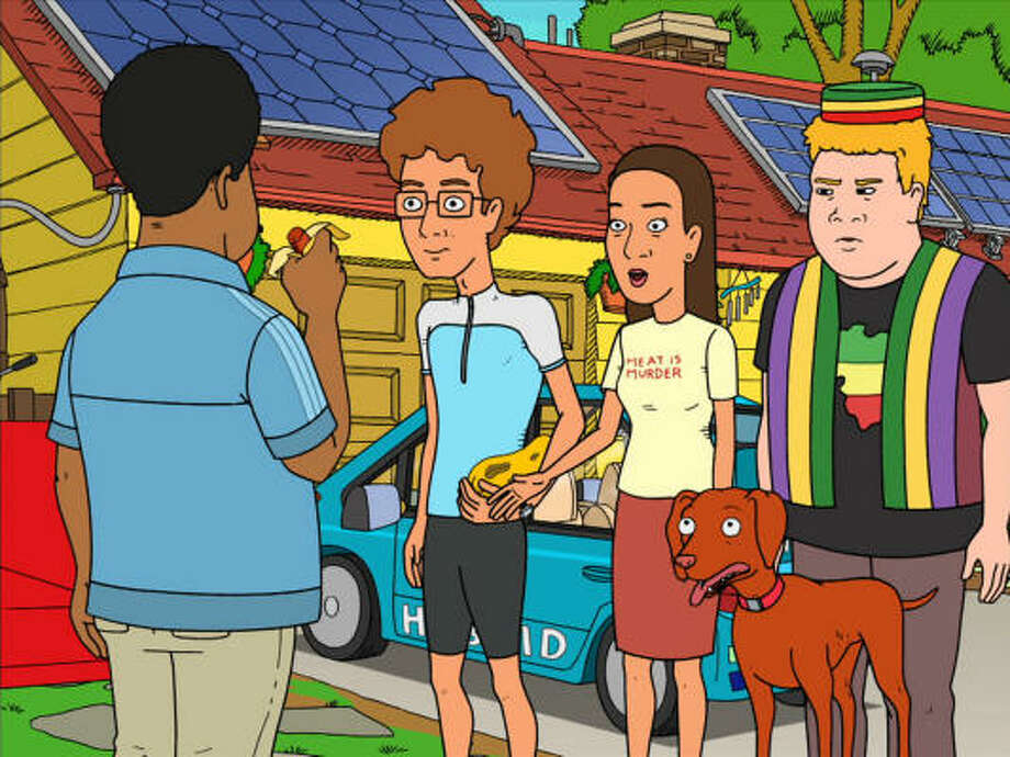 ABC plans to launch The Goode Family, an animated series by King of the Hill creator Mike Judge, on May 27. Photo: ABC