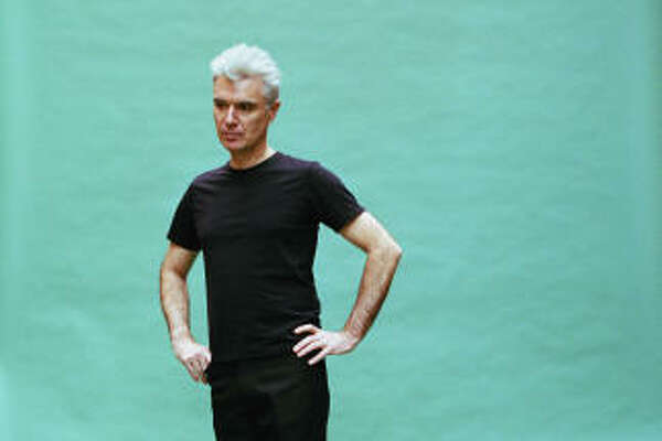 David Byrne has chosen a route more intriguing than had he continued with Talking Heads after Naked, an album whose title suggested things had reached a point of vulnerability or embarrassment.